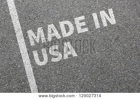 Made In Usa Product Quality Marketing Company