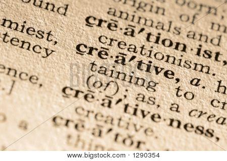 The Word Creative