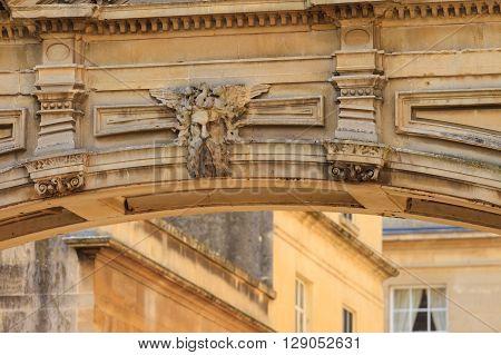 Beautiful Architecture Of Bath England