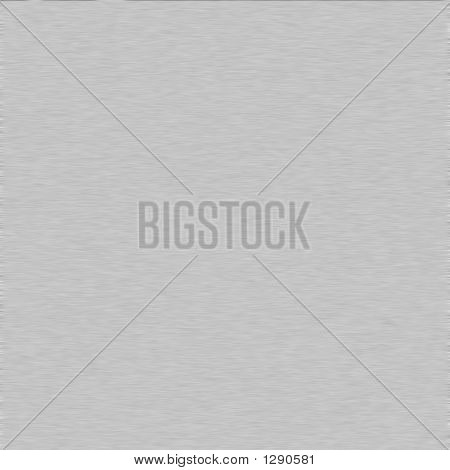 Simple Brushed Metal Background