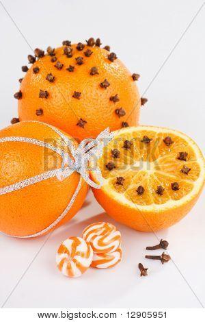 Naranjas de Navidad
