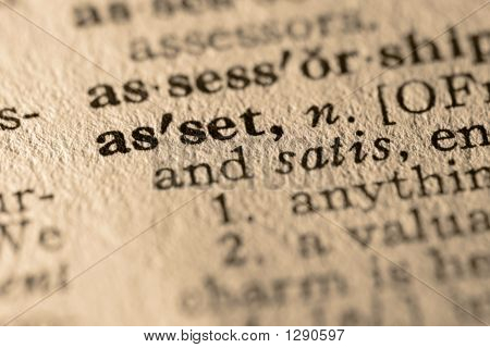 The Word Asset