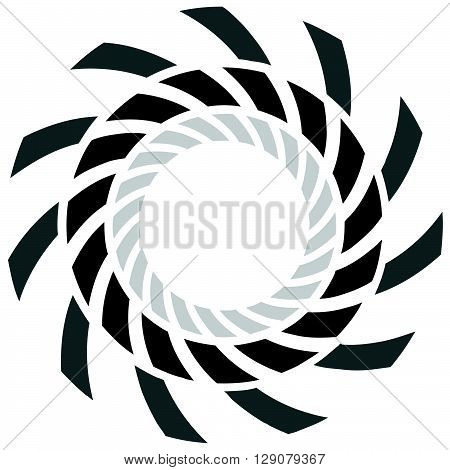 Abstract Spirally Element