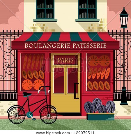 French Bake Shop