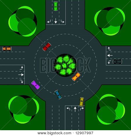 Round Intersection