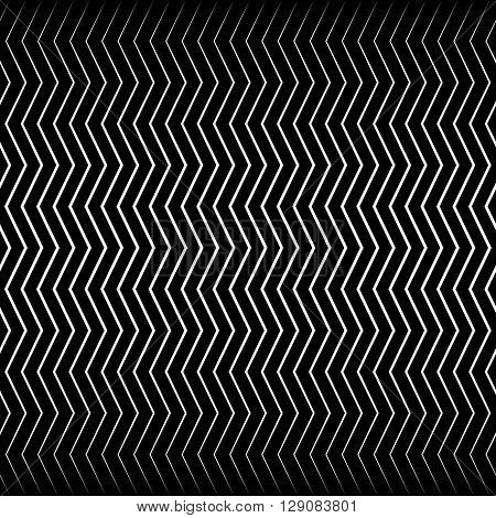 Wavy, Billowy (zigzag) Lines.