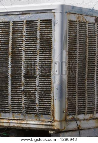 Old Evaporative Cooler