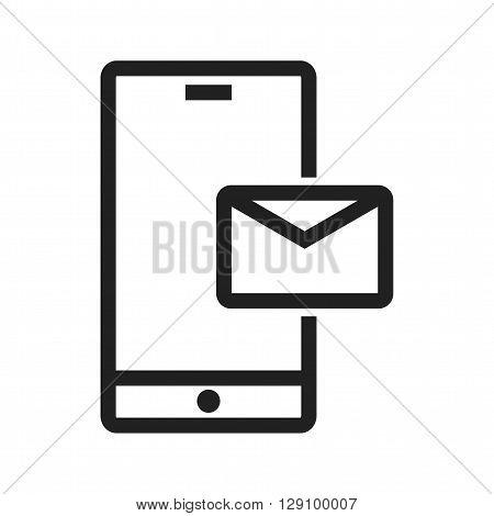 Email, call, message icon vector image. Can also be used for digital web. Suitable for use on web apps, mobile apps and print media.