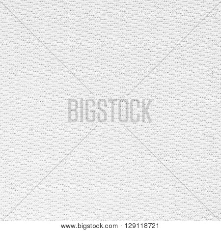 White canvas fabric background seamless and texture