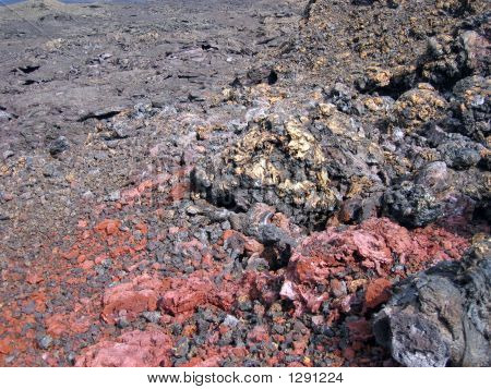 Candy Colored Lava