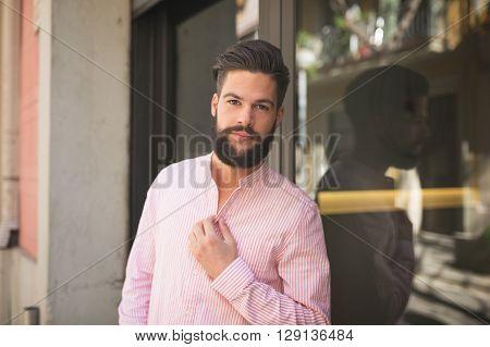 Beard Is Very Fashionable
