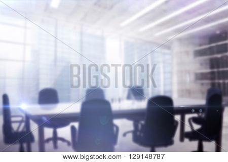 Digitally generated boardroom