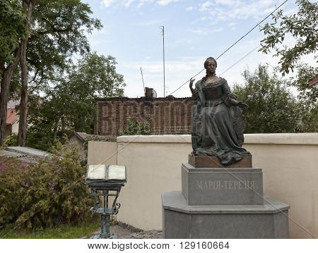 Maria Theresa Monument - Duchess of Austria and Queen of Hungary