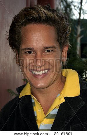 Eduardo De La Renta at the Grand Opening of Porta Bella in Beverly Hills, USA on September 2, 2005.