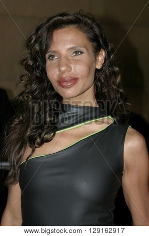 Pietra Thornton at the Los Angeles premiere of