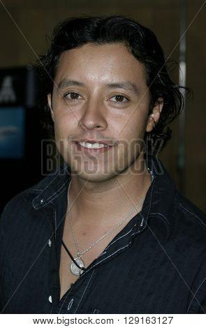 Efren Ramirez at the Los Angeles premiere of