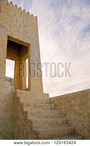 Qatar Ras Abrouq an old village restored