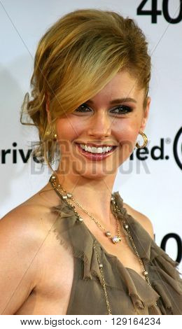 Brianna Brown at the Los Angeles premiere of