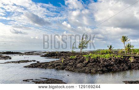 Kapoho Tide Pools Hawaii