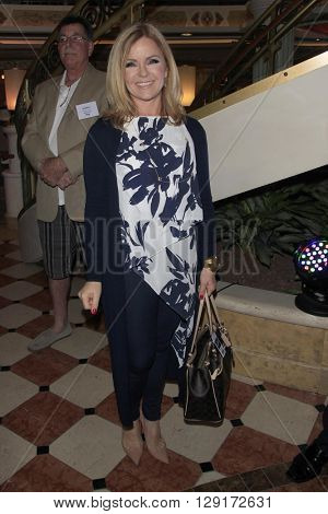 LOS ANGELES - JAN 24:  Jill Whelan at the Launch of SHARE Resturant at the Princess Cruise Ruby Princess at the Los Angeles World Cruise Center  on January 24, 2016 in San Pedro, CA