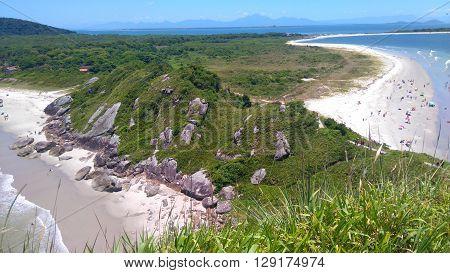 ilha do mel, Paraná, Brasil, férias, mar, litoral do Paraná, Brasil