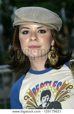 Jenna Von Oy at the Los Angeles premiere of