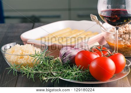 Italian Traditional Food