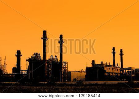 Electrical Power Plant