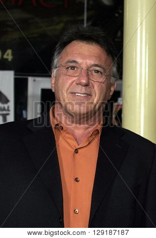 Nick Mandalor at the Los Angeles premiere of 'Vlad' at the Arclight Cinemas in Hollywood, USA on September 8, 2004.
