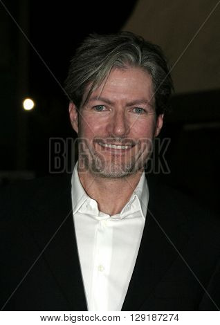 Dr. Frank Ryan at the Los Angeles premiere of 'Vlad' at the Arclight Cinemas in Hollywood, USA on September 8, 2004.