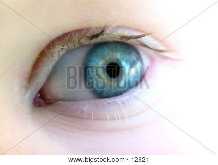 Childs Eye #2