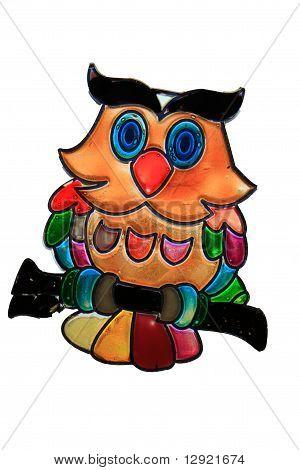 All eyes owl