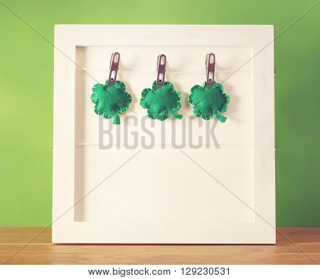 Saint Patricks Day Message Board