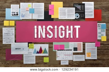 Insight Appreciation Awareness Instituion Mindful Concept