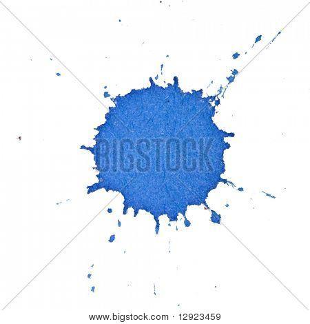 Salpicaduras de tinta