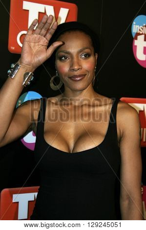 Nona Gaye at the TV Guide and Inside TV 2005 Emmy After Party at the Roosevelt Hotel in Hollywood, USA on September 18, 2005.