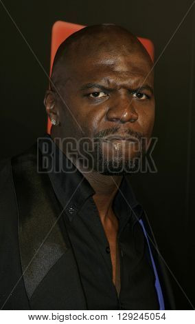 Terry Crews at the TV Guide and Inside TV 2005 Emmy After Party at the Roosevelt Hotel in Hollywood, USA on September 18, 2005.