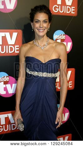 Teri Hatcher at the TV Guide and Inside TV 2005 Emmy After Party at the Roosevelt Hotel in Hollywood, USA on September 18, 2005.