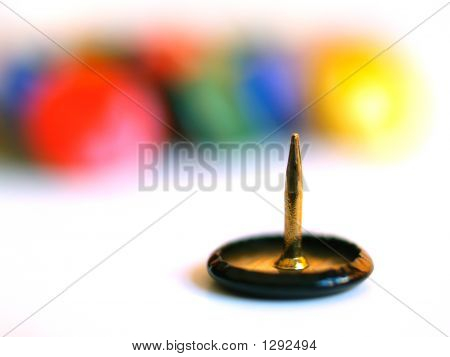 Spike Of Drawing-Pins