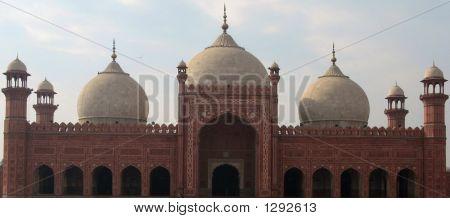 Badshai Mosque, Pakistan
