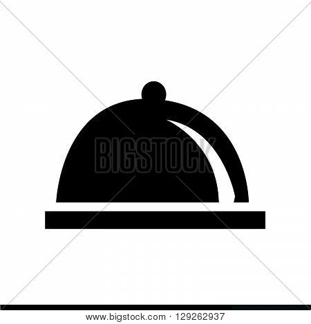 an images of cloche Icon Illustration design