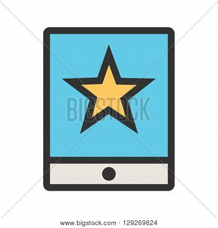 Click, favorite, website icon vector image.Can also be used for marketing. Suitable for mobile apps, web apps and print media.