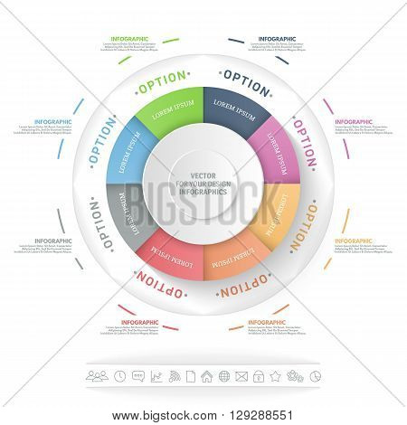 Business background - can be used to illustrate time management, the distribution of career, task organization or planning a meeting or teambuilding and pattern your design.