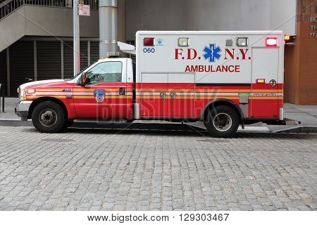 Usa Ambulance