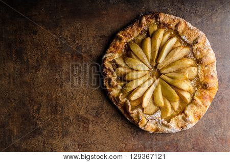 Sweet Pear Pie