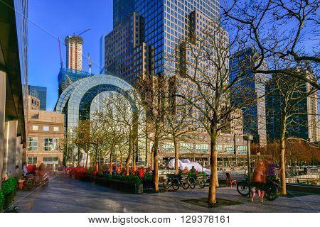 Winter Garden - New York City