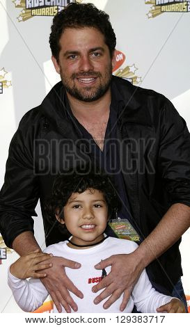 Brett Ratner at the Nickelodeon's 20th Annual Kids' Choice Awards held at the Pauley Pavilion in Westwood, USA on March 31, 2007.