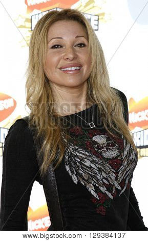 E.G. Daily at the Nickelodeon's 20th Annual Kids' Choice Awards held at the Pauley Pavilion in Westwood, USA on March 31, 2007.