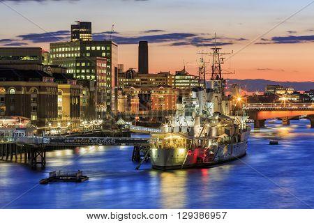 The Famous Hms Belfast