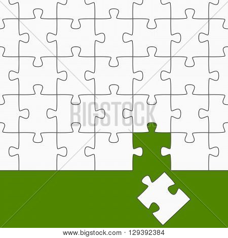 The Right Puzzle Piece